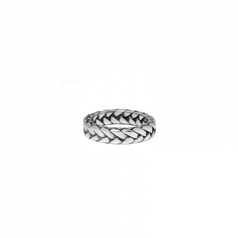 810 George small Ring810 George small Ring Zilver