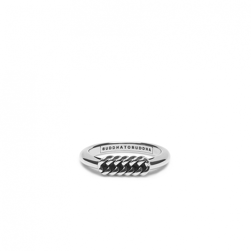 016  Refined chain ring016  Refined chain ring Zilver